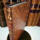 Libros antiguos: PRELECCIONES TEOLÓGICAS. PADRE JUAN PERRONE DE LA COMPAÑÍA DE JESÚS. TOMO VI. MADRID. 1860.. Lote 157703306