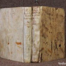 Libros antiguos: EXPOSICIÓN DEL CREDO. PLÁTICAS DOGMÁTICO-MORALES. JOSÉ DEL SALVADOR RUIZ DE UBAGO. 1803.. Lote 158737162