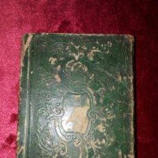 Libros antiguos: IMITACION DE CRISTO DESPRECIÓ DEL MUNDO POR M.MARTINEZ MAESTRE 1865. Lote 159276705