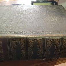 Libros antiguos: BIBLIA GRANDE SIGLO XIX INGLESA. Lote 159364757