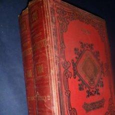 Libros antiguos: JESUCRISTO. LUIS VEUILLOT. 2 TOMOS. 1881. Lote 159467822