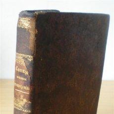 Alte Bücher - DISCURSOS PREDICABLES O las homilías - De D. F. Geronimo Bautista de Lanuza 1803 - 159627002