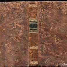 Libros antiguos: CONTRERAS : DESPERTADOR EUCARÍSTICO Y DULCE CONVITE (IGNACIO BOIX, 1842) . Lote 159689818