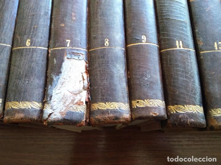 Libros antiguos: BIBLIOTECA DE PREDICADORES O SERMONARIO ESCOGIDO POR VICENTE CANOS - PARIS 1846 -- 12 TOMOS -- - Foto 3 - 159748646