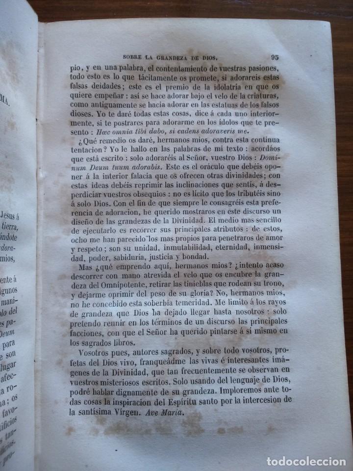 Libros antiguos: BIBLIOTECA DE PREDICADORES O SERMONARIO ESCOGIDO POR VICENTE CANOS - PARIS 1846 -- 12 TOMOS -- - Foto 5 - 159748646