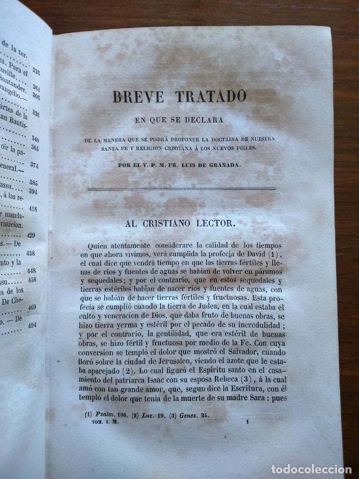 Libros antiguos: BIBLIOTECA DE PREDICADORES O SERMONARIO ESCOGIDO POR VICENTE CANOS - PARIS 1846 -- 12 TOMOS -- - Foto 6 - 159748646