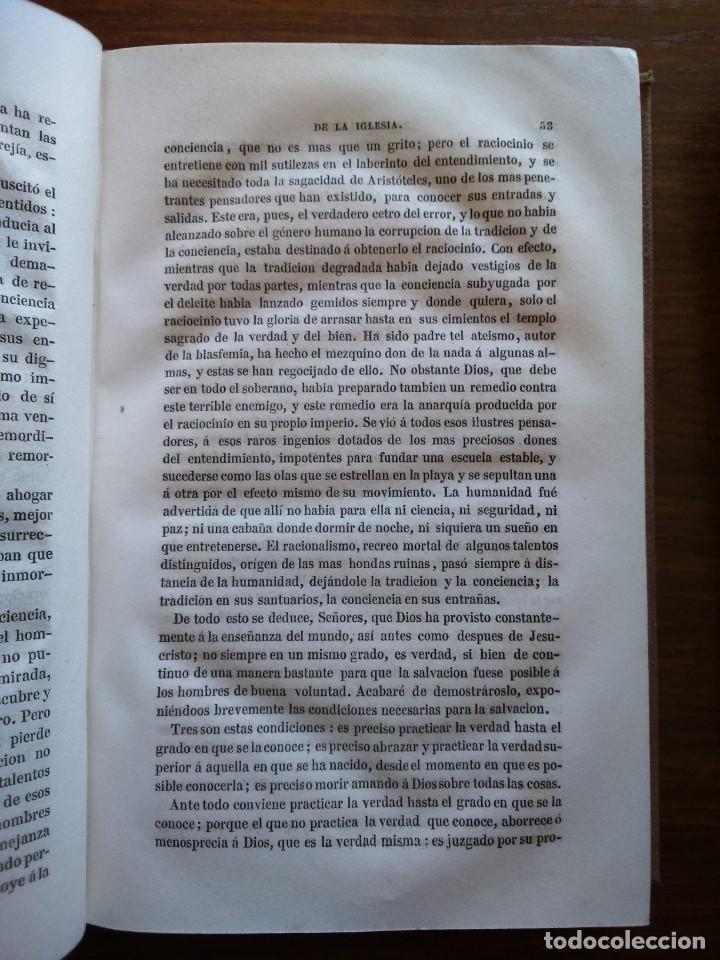 Libros antiguos: BIBLIOTECA DE PREDICADORES O SERMONARIO ESCOGIDO POR VICENTE CANOS - PARIS 1846 -- 12 TOMOS -- - Foto 10 - 159748646