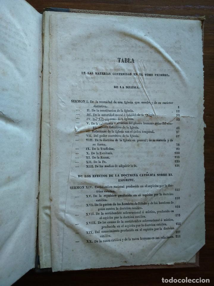 Libros antiguos: BIBLIOTECA DE PREDICADORES O SERMONARIO ESCOGIDO POR VICENTE CANOS - PARIS 1846 -- 12 TOMOS -- - Foto 11 - 159748646