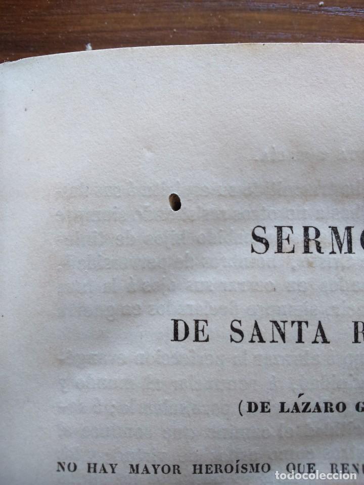 Libros antiguos: BIBLIOTECA DE PREDICADORES O SERMONARIO ESCOGIDO POR VICENTE CANOS - PARIS 1846 -- 12 TOMOS -- - Foto 12 - 159748646