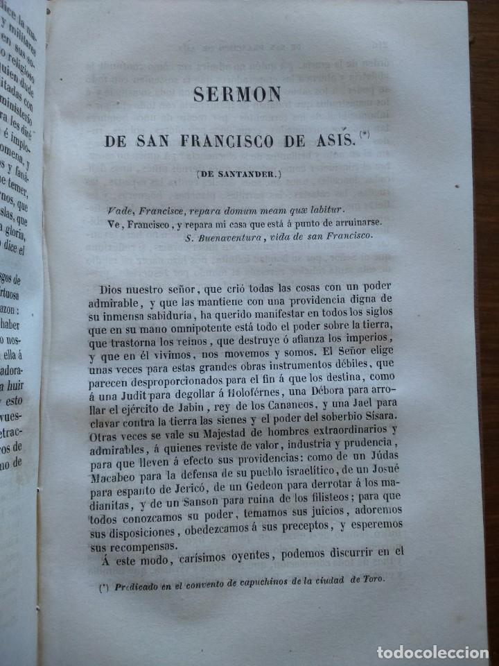 Libros antiguos: BIBLIOTECA DE PREDICADORES O SERMONARIO ESCOGIDO POR VICENTE CANOS - PARIS 1846 -- 12 TOMOS -- - Foto 14 - 159748646