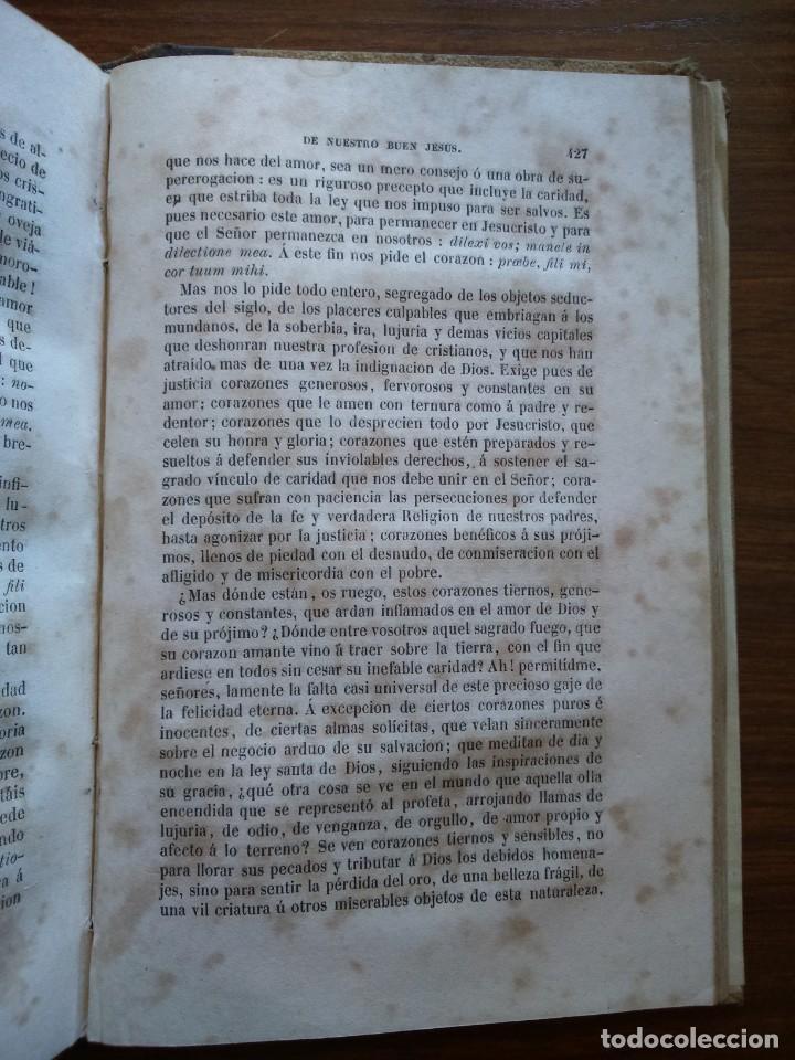 Libros antiguos: BIBLIOTECA DE PREDICADORES O SERMONARIO ESCOGIDO POR VICENTE CANOS - PARIS 1846 -- 12 TOMOS -- - Foto 17 - 159748646