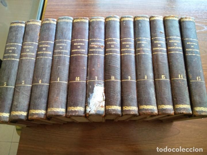 Libros antiguos: BIBLIOTECA DE PREDICADORES O SERMONARIO ESCOGIDO POR VICENTE CANOS - PARIS 1846 -- 12 TOMOS -- - Foto 20 - 159748646