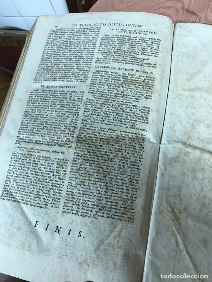 Libros antiguos: 3 TOMOS DE GRAN TAMAÑO 1765 BERTI FLORENTINI - Foto 2 - 159839658