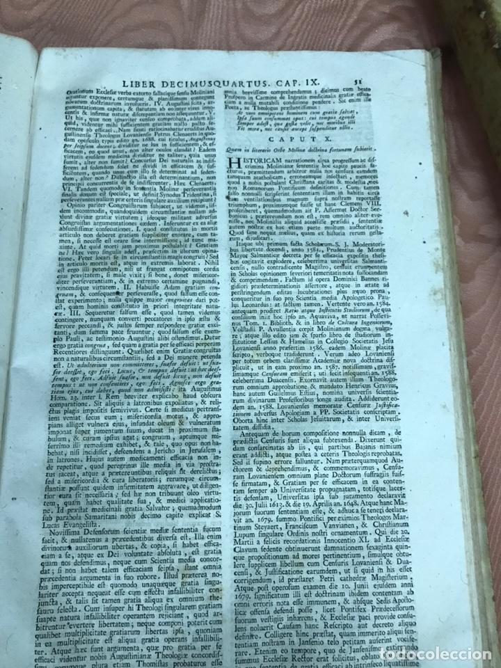 Libros antiguos: 3 TOMOS DE GRAN TAMAÑO 1765 BERTI FLORENTINI - Foto 7 - 159839658
