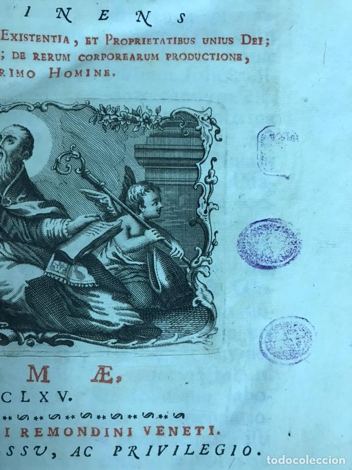 Libros antiguos: 3 TOMOS DE GRAN TAMAÑO 1765 BERTI FLORENTINI - Foto 9 - 159839658