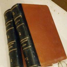 Libros antiguos: TESORO PREDICADORES ILUSTRES - P. LUIS BOURDALOUE - SERMONES Y GRAN CUARESMA - LEOCADIO 1898. Lote 160014754