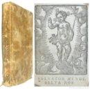 Libros antiguos: 1725 - PERGAMINO - CATÓN CHRISTIANO Y CATECISMO DE LA DOCTRINA CRISTIANA. LIBRO ANTIGUO, SIGLO XVIII. Lote 160233006