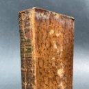 Libros antiguos: 1782 - EJERCICIOS PARA TODOS LOS DOMINGOS - HISTORIA DEL DOMINGO - AMBROSIO GIL MENDO. Lote 160259942