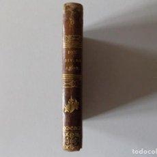 Libros antiguos: LIBRERIA GHOTICA. LIBRO MINIATURA. LIGORIO. DEL DIVINO AMOR Y DE LOS MEDIOS PARA ADQUIRIRLO.1849.. Lote 160409870