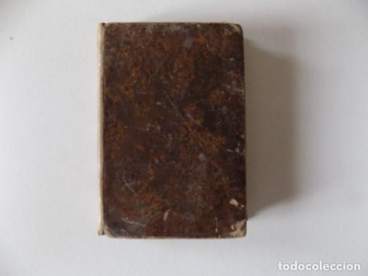 Libros antiguos: LIBRERIA GHOTICA. LIBRO MINIATURA. LIGORIO. DEL DIVINO AMOR Y DE LOS MEDIOS PARA ADQUIRIRLO.1849. - Foto 2 - 160409870
