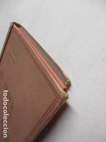 Libros antiguos: RAQUEL - EL DEBER POR EL DEBER - 1902 / DIFICIL - Foto 3 - 160478694
