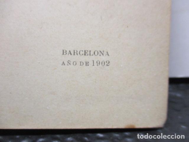 Libros antiguos: RAQUEL - EL DEBER POR EL DEBER - 1902 / DIFICIL - Foto 8 - 160478694