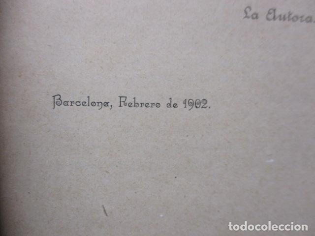 Libros antiguos: RAQUEL - EL DEBER POR EL DEBER - 1902 / DIFICIL - Foto 10 - 160478694