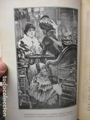 Libros antiguos: RAQUEL - EL DEBER POR EL DEBER - 1902 / DIFICIL - Foto 11 - 160478694