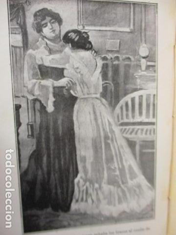Libros antiguos: RAQUEL - EL DEBER POR EL DEBER - 1902 / DIFICIL - Foto 13 - 160478694