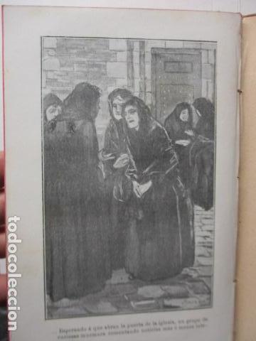 Libros antiguos: RAQUEL - EL DEBER POR EL DEBER - 1902 / DIFICIL - Foto 14 - 160478694