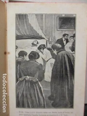 Libros antiguos: RAQUEL - EL DEBER POR EL DEBER - 1902 / DIFICIL - Foto 19 - 160478694