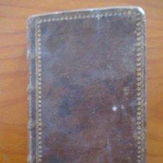 Libros antiguos: OFFICIUM IN EPIPHANIA DOMINI ET PER TOTAM OCTAVAM. 1743.. Lote 160555786