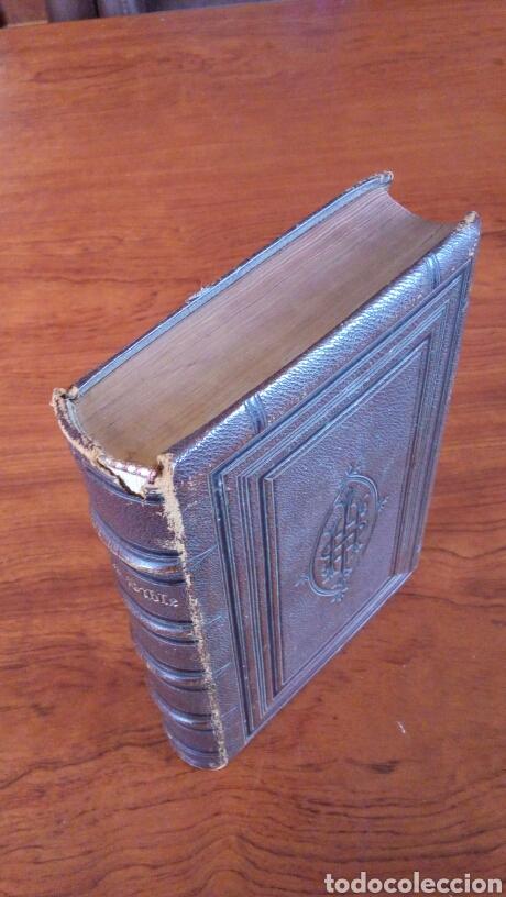 Libros antiguos: HOLY BIBLE *ANTIGUA BIBLIA* BONITA ENCUADERNACION *ANTIGUO Y NUEVO TESTAMENTO* S. XIX ? - Foto 18 - 160670689