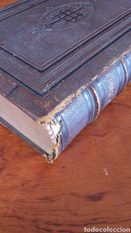 Libros antiguos: HOLY BIBLE *ANTIGUA BIBLIA* BONITA ENCUADERNACION *ANTIGUO Y NUEVO TESTAMENTO* S. XIX ? - Foto 20 - 160670689