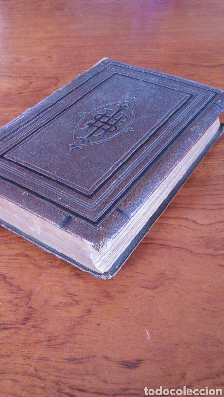 Libros antiguos: HOLY BIBLE *ANTIGUA BIBLIA* BONITA ENCUADERNACION *ANTIGUO Y NUEVO TESTAMENTO* S. XIX ? - Foto 22 - 160670689