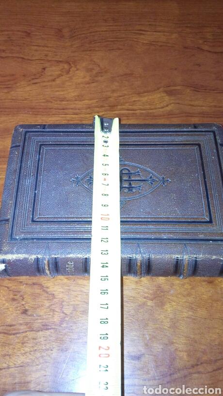Libros antiguos: HOLY BIBLE *ANTIGUA BIBLIA* BONITA ENCUADERNACION *ANTIGUO Y NUEVO TESTAMENTO* S. XIX ? - Foto 25 - 160670689
