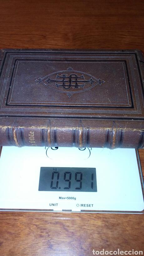 Libros antiguos: HOLY BIBLE *ANTIGUA BIBLIA* BONITA ENCUADERNACION *ANTIGUO Y NUEVO TESTAMENTO* S. XIX ? - Foto 27 - 160670689