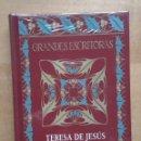 Libros antiguos: LIBRO , GRANDES ESCRITORAS , TERESA DE JESÚS LIBRO DE SU VIDA . . Lote 160692406