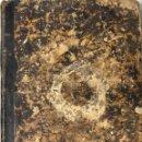 Libros antiguos: HORAS ALEGRES. POR DON GREGORIO URBANO DARGALLO. TOMO II. MADRID, 1847. PAGS 203. . Lote 161080818