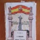 Libros antiguos: BIBLIOTECA LUX VIII. EL COMUNISMO Y LOS PRIMEROS CRISTIANOS POR FABIO. MADRID 1923. Lote 161160618