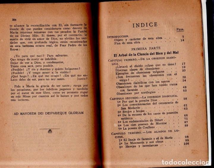 Libros antiguos: EVA Y MARIA. RICARDO SANCHEZ VARELA, PBRO. TIPOGRAFIA CATOLICA CASALS. 1925. - Foto 6 - 161221226