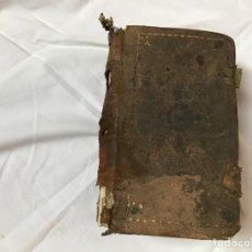 Libros antiguos: LIBRO ,BREVIARIO .ORDINIS PRAEDICATORUM. ROMA, M D CCL XXXVIIL. Lote 161475241