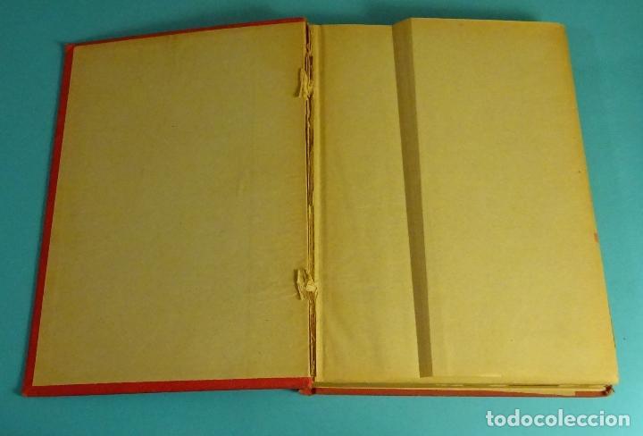 Libros antiguos: AÑO CRISTIANO O SEA VIDAS DE LOS SANTOS. TOMO 4º OCTUBRE, NOVIEMBRE Y DICIEMBRE. 1903 - Foto 4 - 161637646