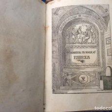 Libros antiguos: FABIOLA, LA IGLESIA DE LAS CATATUMBAS. 1867. WISEMAN. Lote 162070190