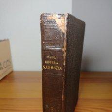 Livros antigos: HISTORIA PARA LEER EL CRISTIANO DESDE LA NIÑEZ HASTA LA VEJEZ, SANTIAGO JOSE GARCÍA MAZO, 1894. Lote 162294522