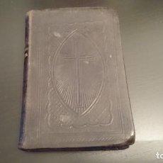 Libros antiguos: MANUAL DEL DEVOTO SAN LUIS GONZAGA - SUGRAÑES - LIBRERÍA CATÓLICA BARCELONA 1865. Lote 162415098