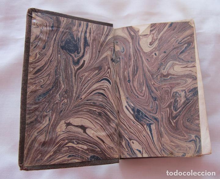 Libros antiguos: DIAMANTE DIVINO DEVOCIONARIO CON SANTA MISA SIGLO XIX - Foto 2 - 162792186