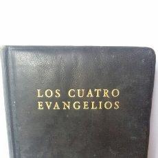 Libros antiguos: LOS CUATRO EVANGELIOS 1938. Lote 163343734