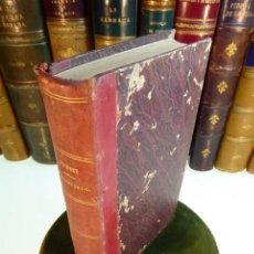 Libros antiguos: HISTOIRE DE JÉSUS-CHRIST. M. FOISSET. PARÍS. LIBRAIRE-ÈDITEUR LUIS VIVÈS. 1857. . Lote 163553106
