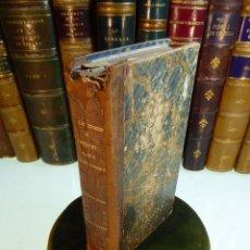 Libros antiguos: LE BANQUET SACRÈ. REVERENDE MÈRE JEANNE-MARGUERITE DE LA MISERICORDE. A. ALBI. 1844.. Lote 163553498